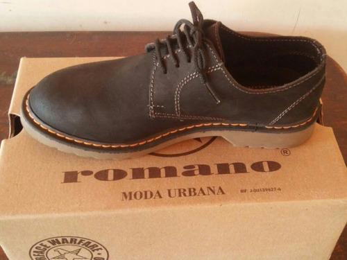 zapatos romano para caballero oferta