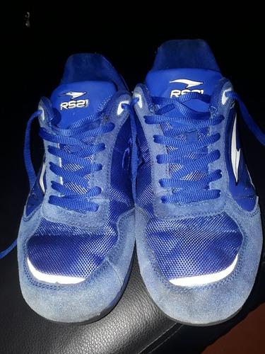 zapatos rs21 caballero talla 43