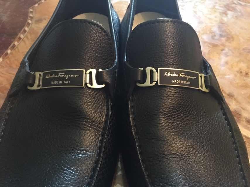 8c3d8c00 Zapatos Salvatore Ferragamo Originales - $ 2,200.00 en Mercado Libre