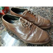 Zapato De Vestir Hush Puppies Acordonados Talle 41