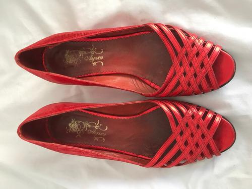 zapatos sandalias ayres 39