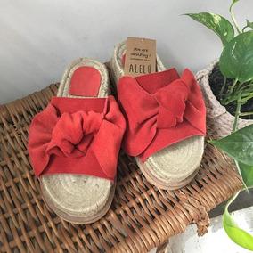 62a2d8b76c Zapatos Con Moño Y Sandalias - Zapatos de Mujer en Mercado Libre Argentina