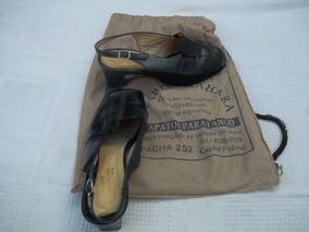 Ancha Mahara La Negros Del Casa Sandalias Horma T 38 Zapatos uJ5F3TclK1