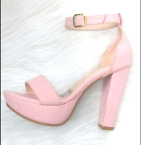 Zapatos Magnolia Ropa Mujer En Y Taco Accesorios Mercado Brasilero P8NnwkX0O