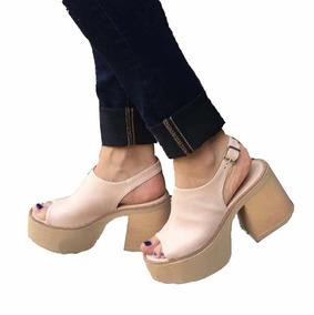 Querol En Y Mujer Zapatos Sandalias Claro De Coral 76bvgfyY