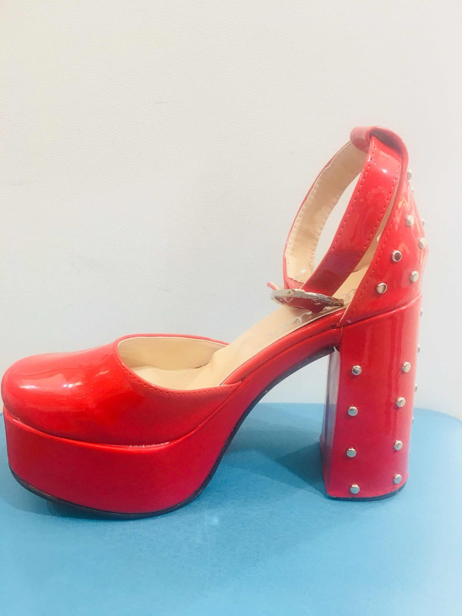 f44c97dcaa7 zapatos sandalias mujer plataforma alta taco palo moda. Cargando zoom.