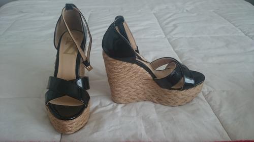 zapatos sandalias plataforma talla 35 / 5