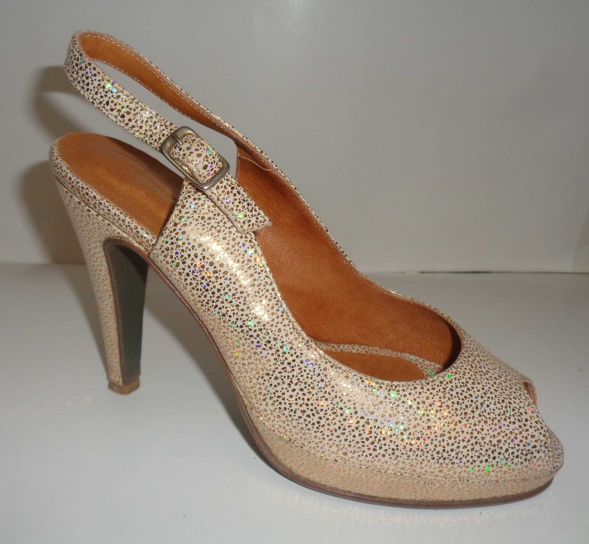 Zapatos Plataforma Sandalias Dorados Fiesta 00 36350 Stilettos OkXliwTuPZ