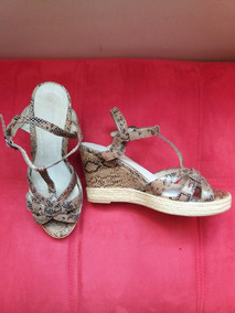 Basement 39 Talla Sandalias Cuña Mujer Taco Marca Zapatos Yyf7b6g