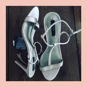 Claro Rosa 38 Sandalias Talle Zapatos Zara QdxBeErCoW
