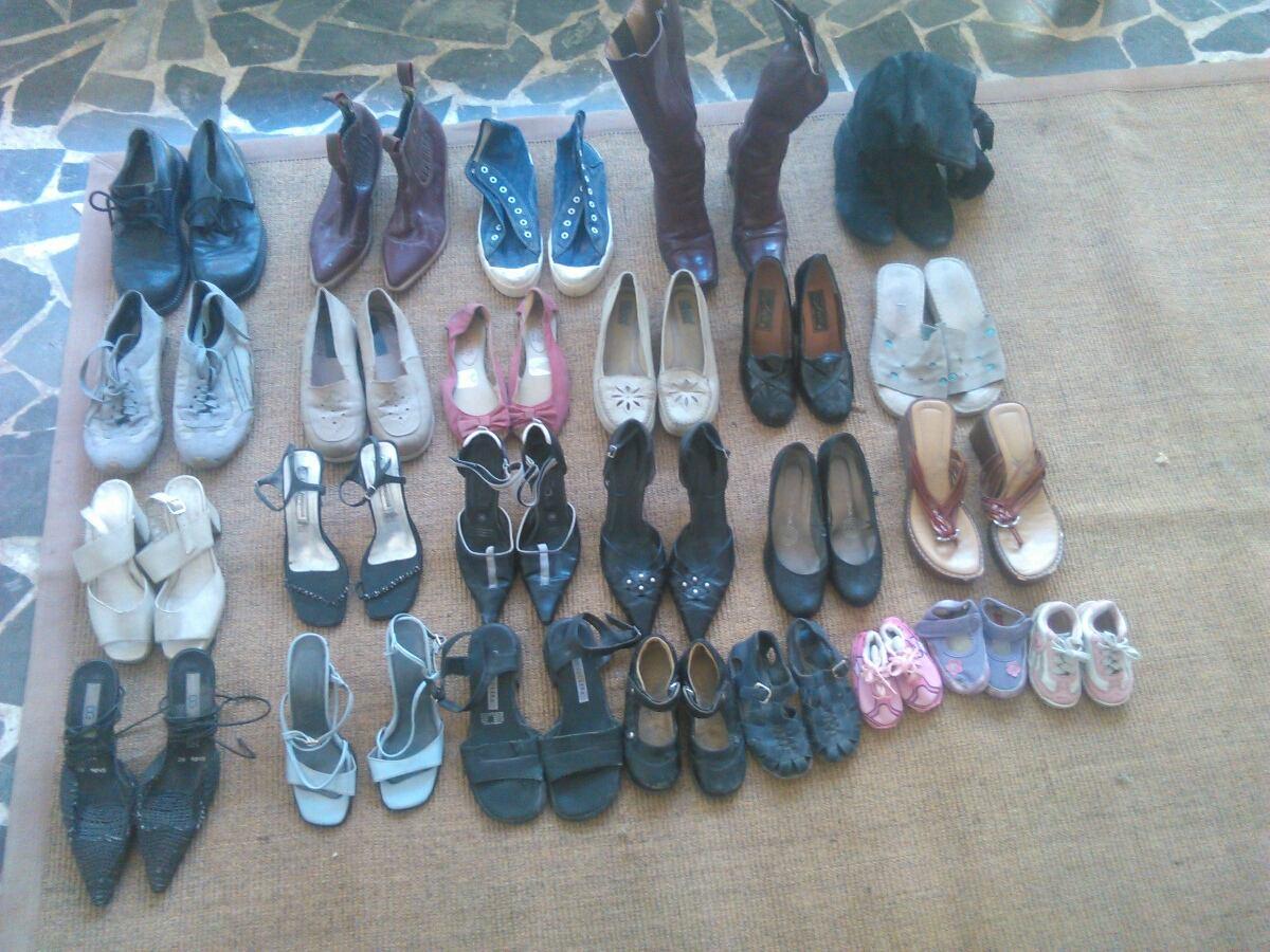 Zapatos segunda mano para mujer en mercado libre - Zapateros segunda mano ...