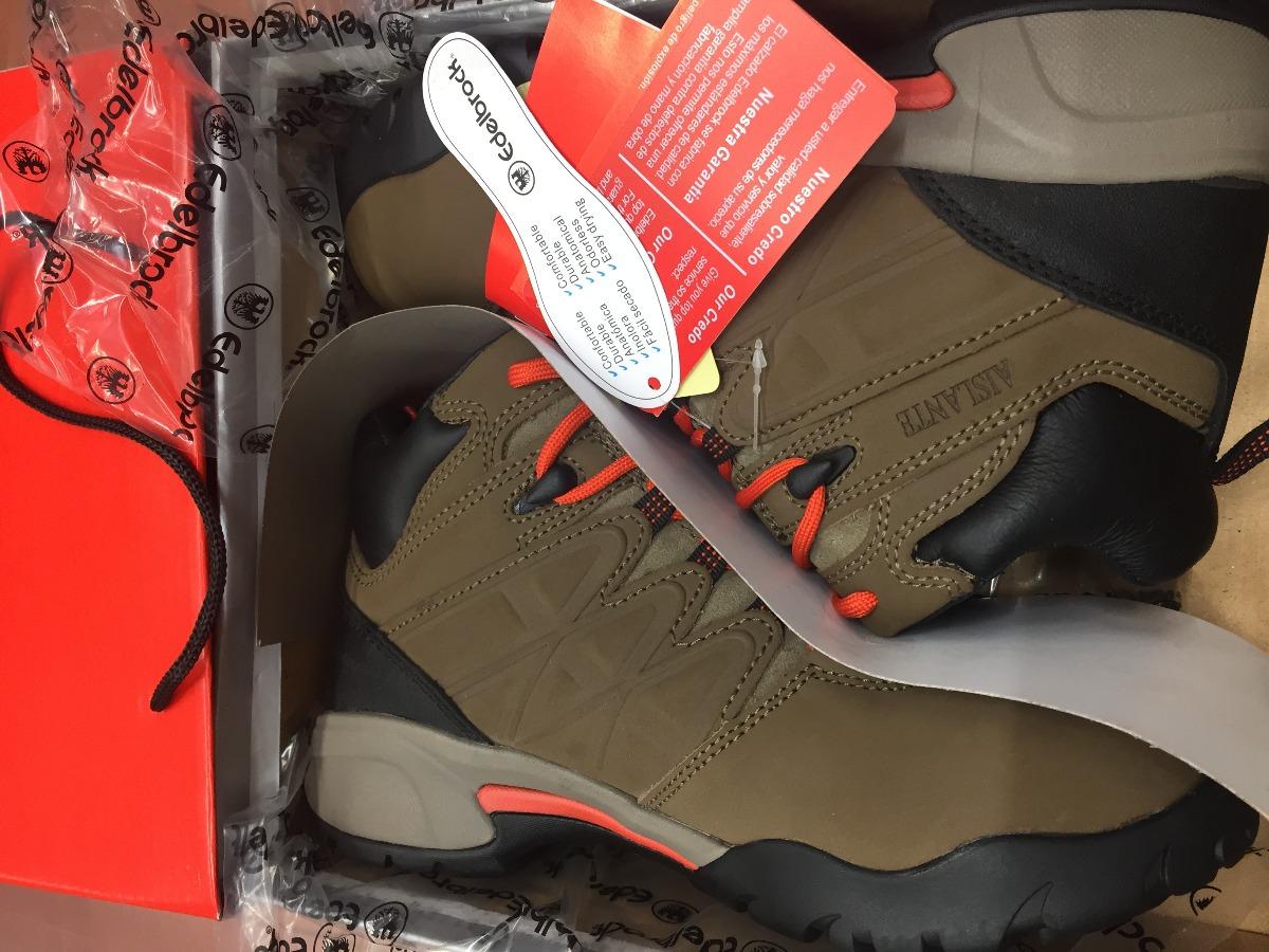 7a5444b78f Zapatos Seguridad Edelbrock Modelo Ed-185. Nro 38. Nuevos - $ 39.000 ...