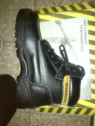 zapatos seguridad industral
