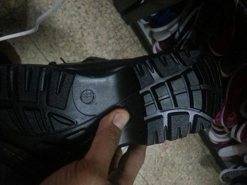 zapatos seguridad industrial