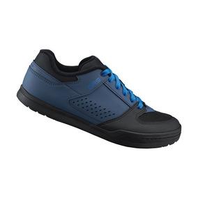 Dh Flat Shimano Zapatillas 44 Plataforma Enduro Zapatos Gr5 j3ALqRc45