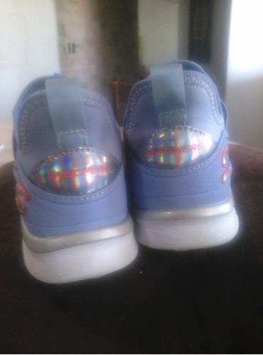 zapatos skeachers originales de niña