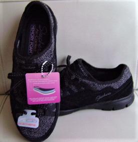 Zapatos Skechers Air Cooled Memory Foam 6 Originales Nuevos