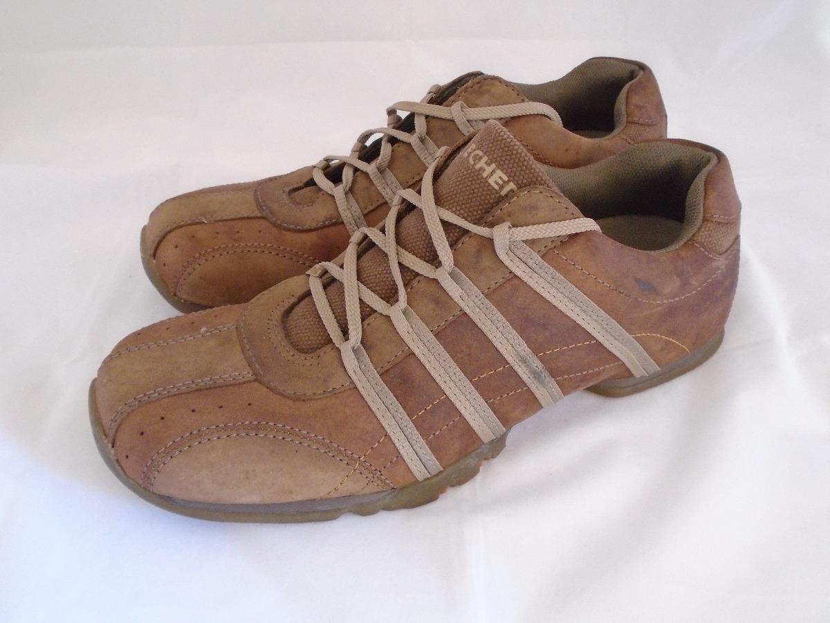 newest collection 409a4 086a2 zapatos-skechers-de-cuero-para-caballeros-hombres -talla-12-D NQ NP 989713-MLV29048430353 122018-F.jpg