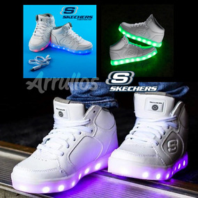 zapatos skechers energy lights originales mujer