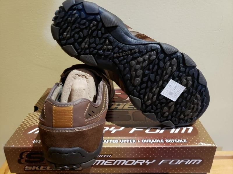 zapatos skechers go walk hombre quito