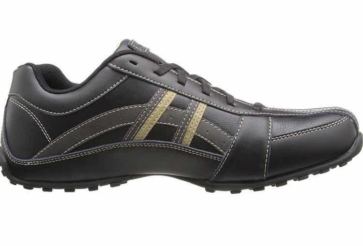 Skechers Hombre Foam De Memory Zapatos Talla 40 Negros rCsxhQdt