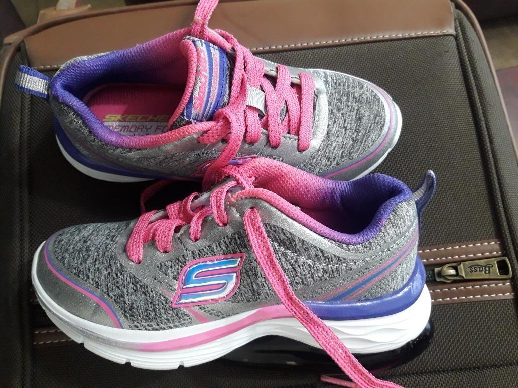 tallas zapatos skechers