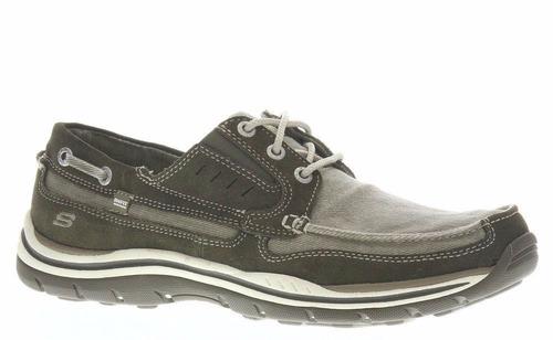 zapatos skechers para hombre, talla 12, nuevos