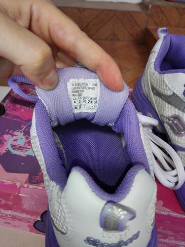 Zapatos Skechers Talla 36 Originales 100% Nuevos