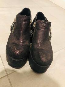 756cc58a5 Zapatos Mujer Sarkany - Zapatos de Mujer Violeta oscuro