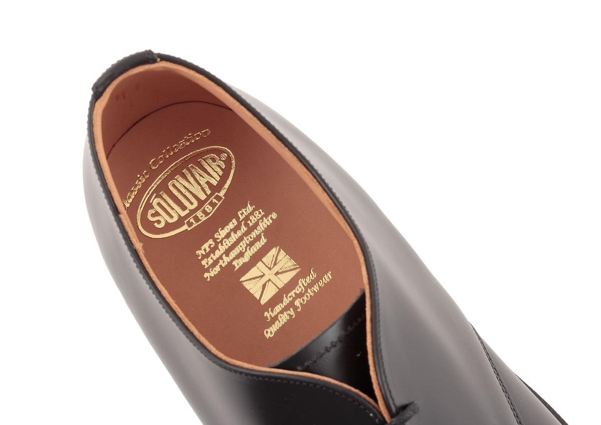 zapatos solovair 3 eye gibson botas inglesas martens 1461. Cargando zoom. 63cea13d2ec3