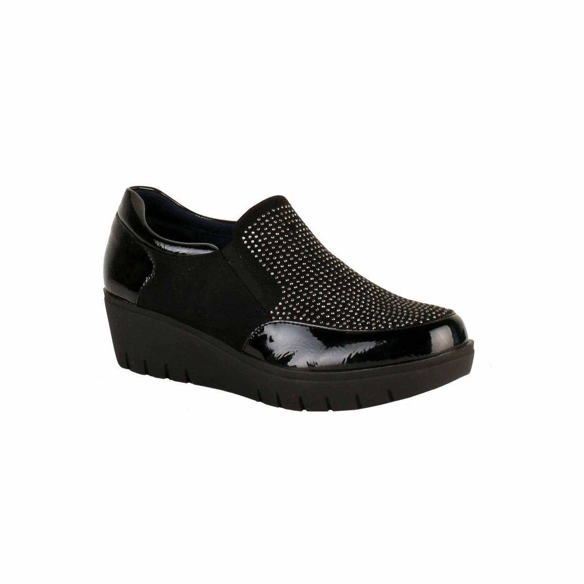brillantes sormani zapatos charol negro zoom Cargando 8ZaAwHEq