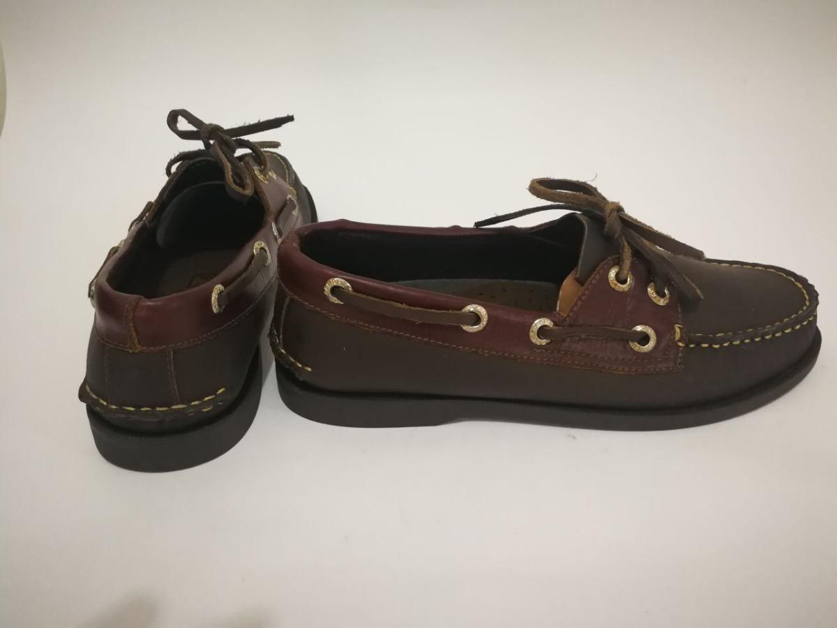0ea9f136f5 zapatos sperry top sider apache 100% cuero che para hombre. Cargando zoom.