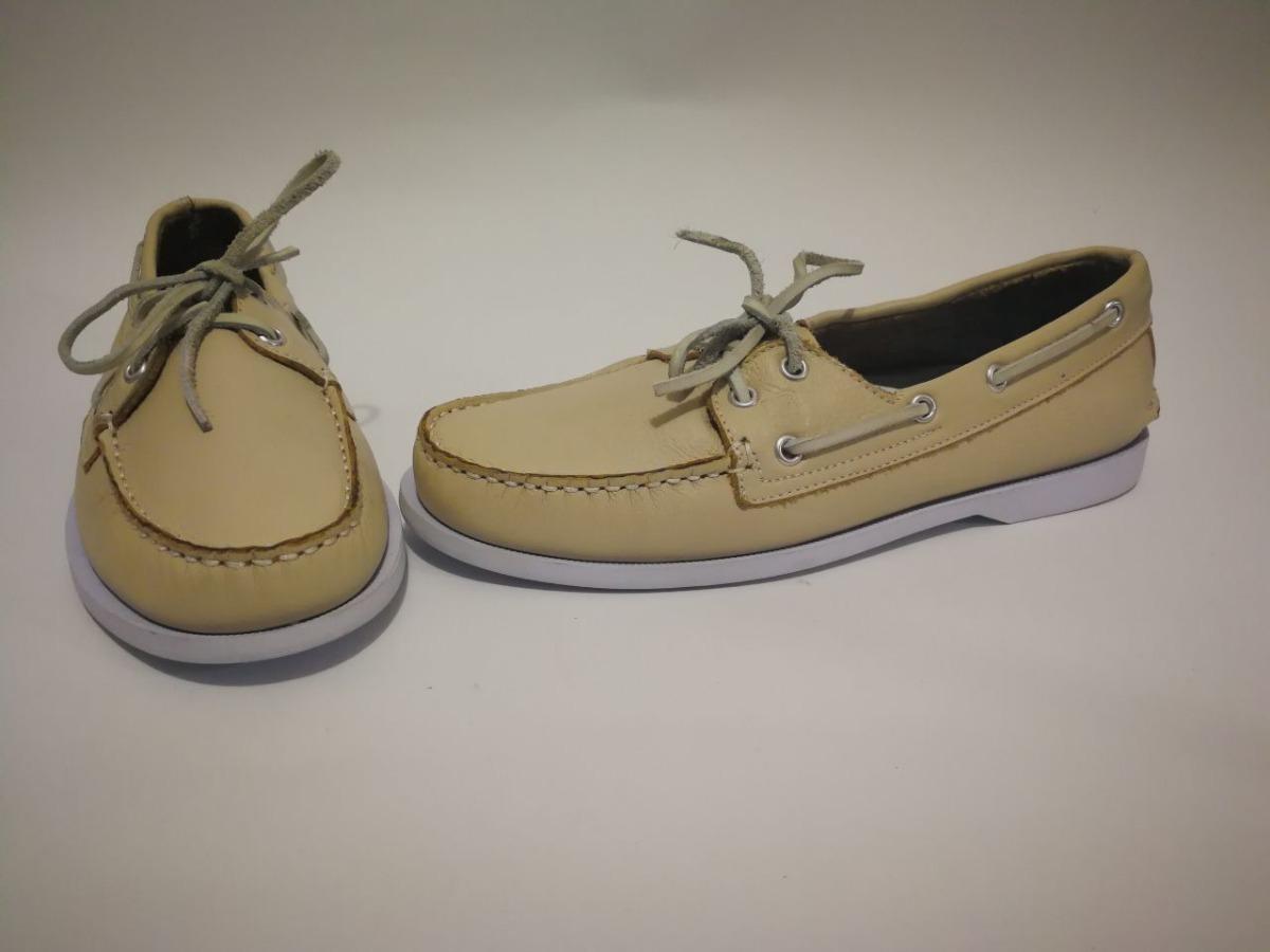 1df69bc1b0 zapatos sperry top sider apache 100% cuero genuino s hombre. Cargando zoom.