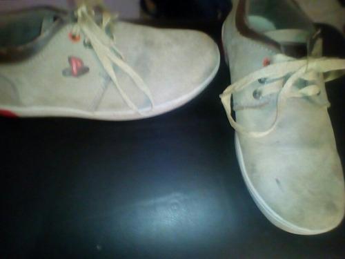 zapatos spin play station. muy buenas condiciones. poco uso.