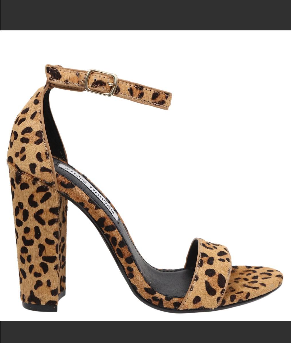 2adb8d84f5d Zapatos Steve Madden Animal Print