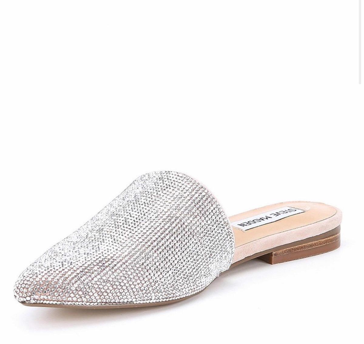 87d76e17c85 Zapatos Steve Madden Trace-r Rhinestone 25cm Único Par
