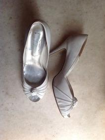 Zapatos Stiletos Con Plataforma Estilo Cristian Louboutin