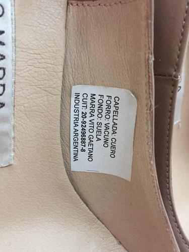 zapatos stiletos de luciano marra