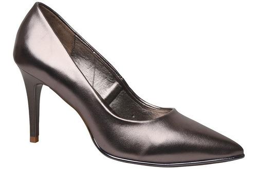 zapatos stiletto mujer taco 10cm 12838