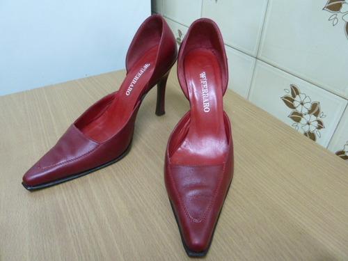 zapatos stilettos ferraro