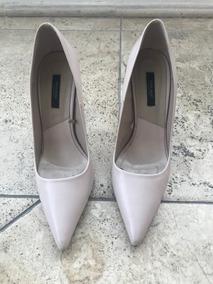 Zapatos Coral En Mujer De Talle 40 Zara Stiletto ymN80wvOn