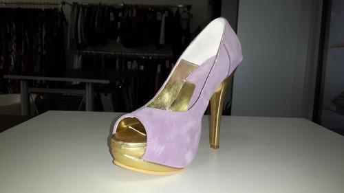 zapatos stillettos