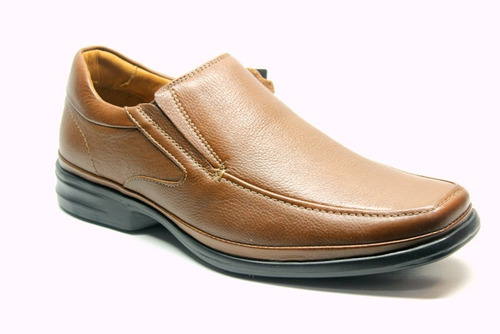 zapatos storkman de vestir de cuero de cabra astor marrón