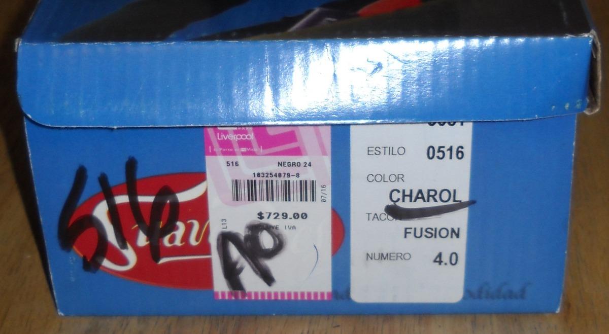 Zapatos Suave Pies Charol Remate A Solo 449 -   449.00 en Mercado Libre 11d918e8c07