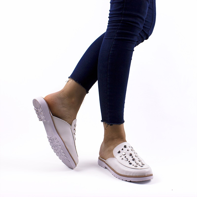 d58f19d278d zapatos suecos mujer chatitas tachas primavera verano 2019. Cargando zoom.