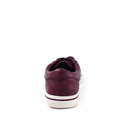 zapatos synergy old skool bipiel camel 027-10ly-2