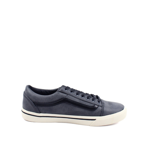 zapatos synergy old skool bipiel gris 027-10ly-2