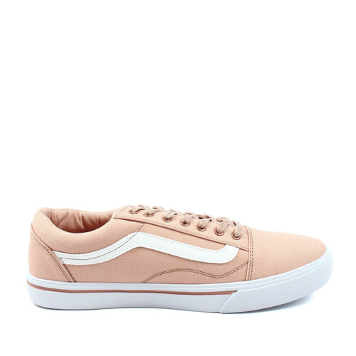 zapatos synergy old skool canvas l. camel 027-10ly-1