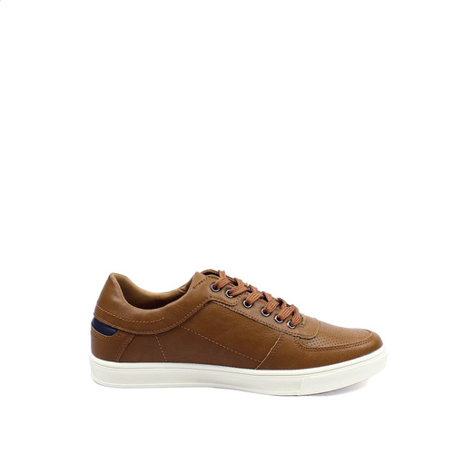 zapatos synergy plimsoll camel zb1118