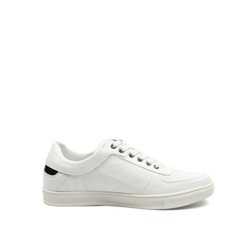 zapatos synergy plimsoll white zb1118